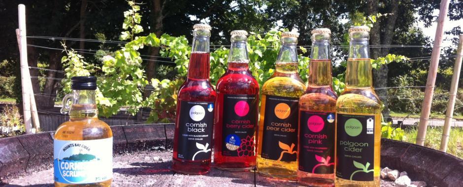 Cheeky Cornish cider offer