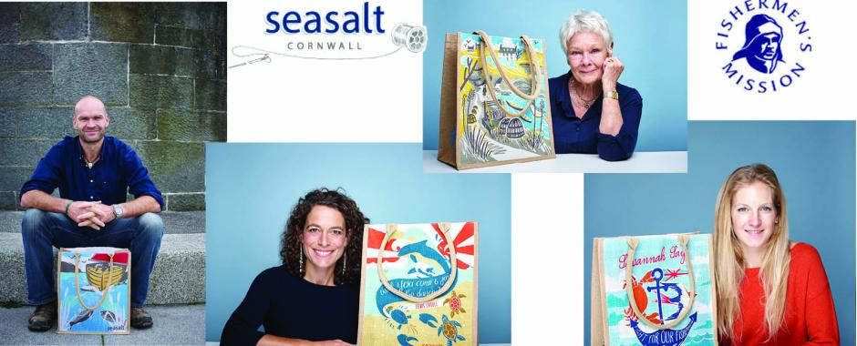 Polgoon supports Seasalt and the fishermens mission