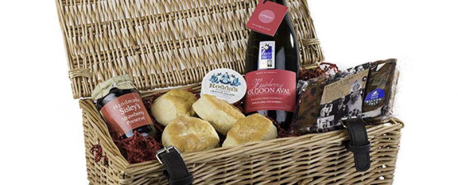 From grape harvest to gifts and hampers