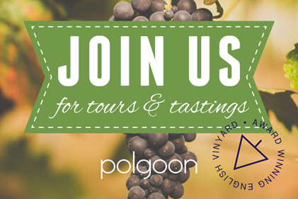 Join us for tours and tastings