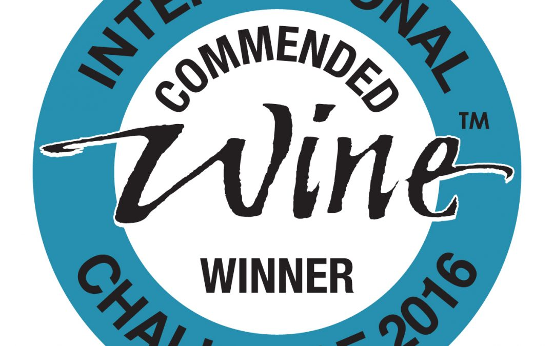 Commended awards from The International Wine Challenge