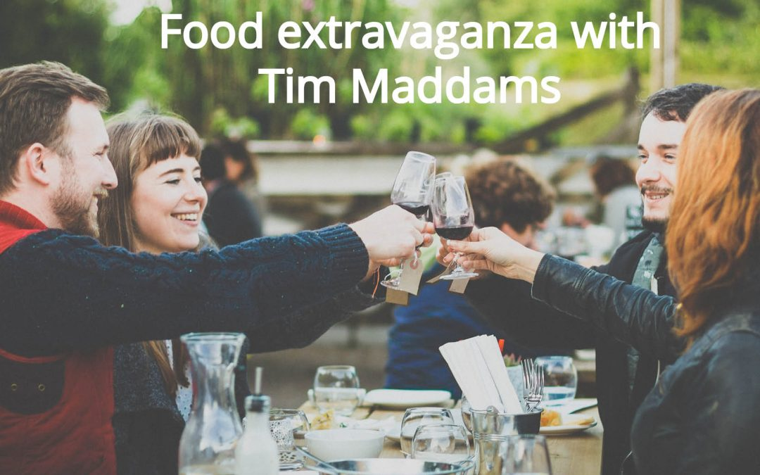 Cornish Food & Drinks Extravaganza with Tim Maddams