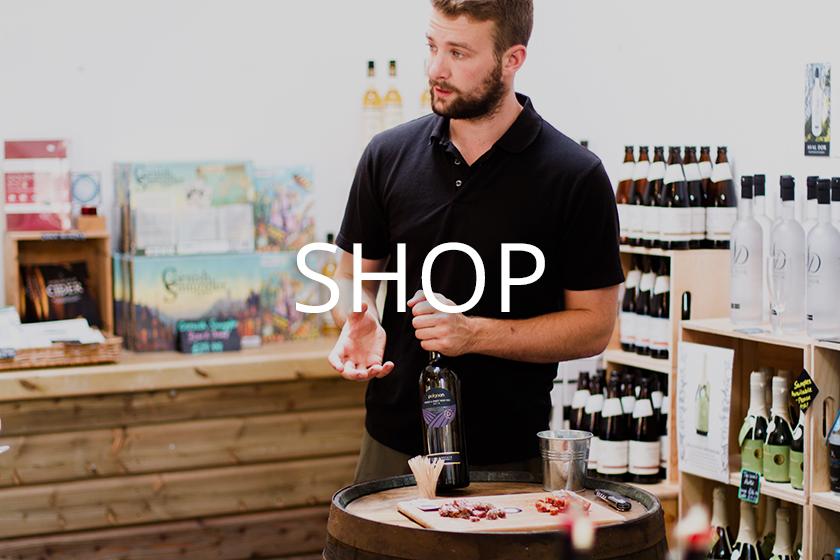 Shop and Deli at Polgoon
